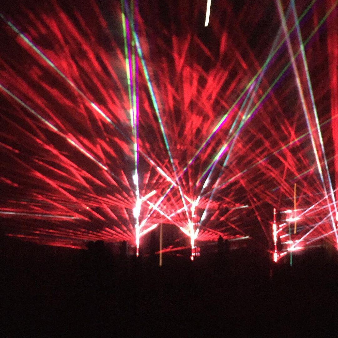 Agoura Hills Civic Laser Show (3)