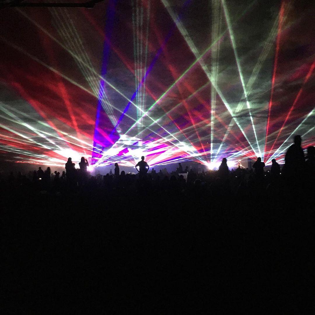 Agoura Hills Civic Laser Show (5)