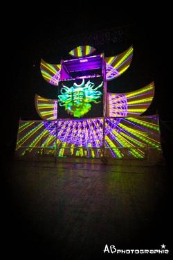 Spoecial Event Laser show in Burlington