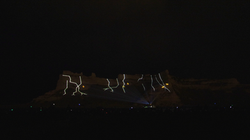 Laser Mapping Mountain - NPS Scotts bluf