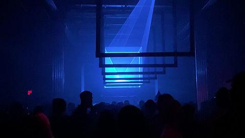 Avant Gardner Concert Laser Show New York City, NY