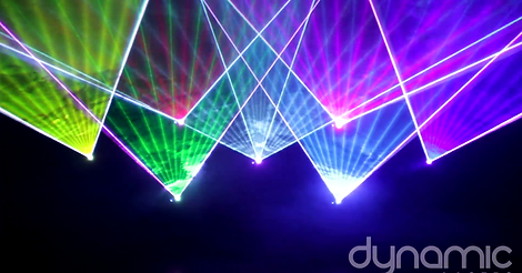 Best Laser Light Show Production Company