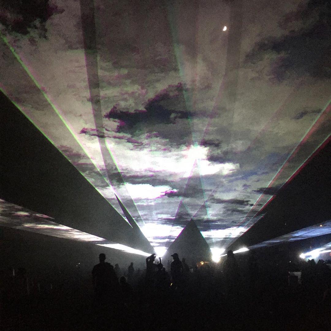 Agoura Hills Civic Laser Show (4)