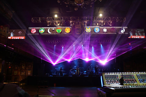 Beautiful Party Lighting Special Event Laser light show