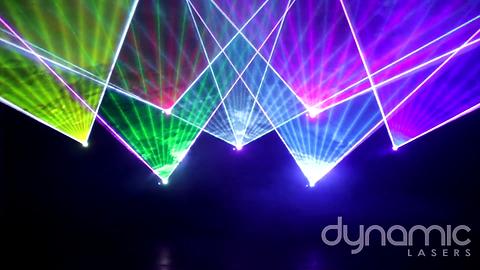 Mind Games - award winning custom laser show