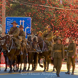 Anzac Parade - Least we forget