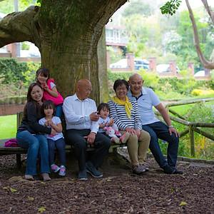 Chow Family - Botanical Gardens
