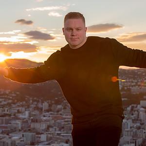 Hip Hop Artist - Wade Duncan  photos for album release