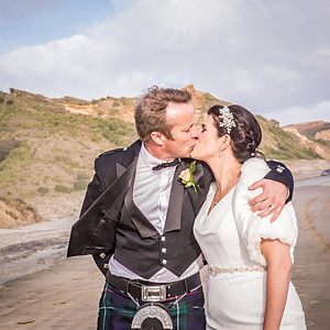 Sonya and Jim Binks - Wedding