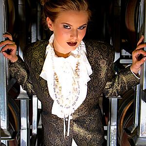 MODE model management fashion shoot
