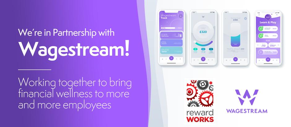 iCOM Partner with Wagestream to add Financial Wellness to their Voluntary Benefits HUB