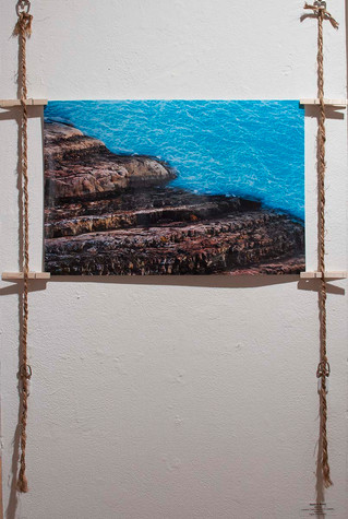Perito Moreno Installation- Melting
