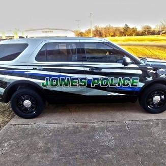 Jones Police