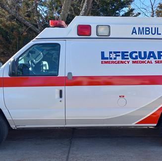 Lifeguard AMR