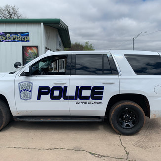 Guthrie Police