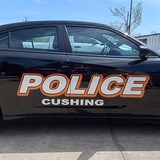 Cushing Police