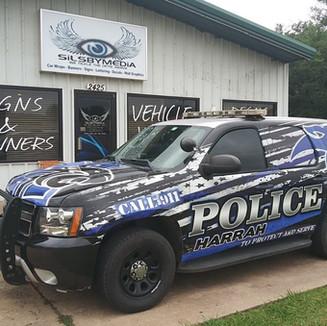 Harrah Police