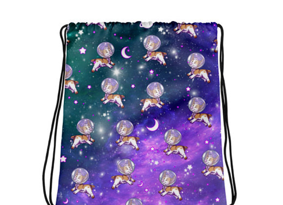 All over print Corgi Bag
