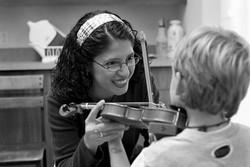 Cathy Mejia, Teaching Artist