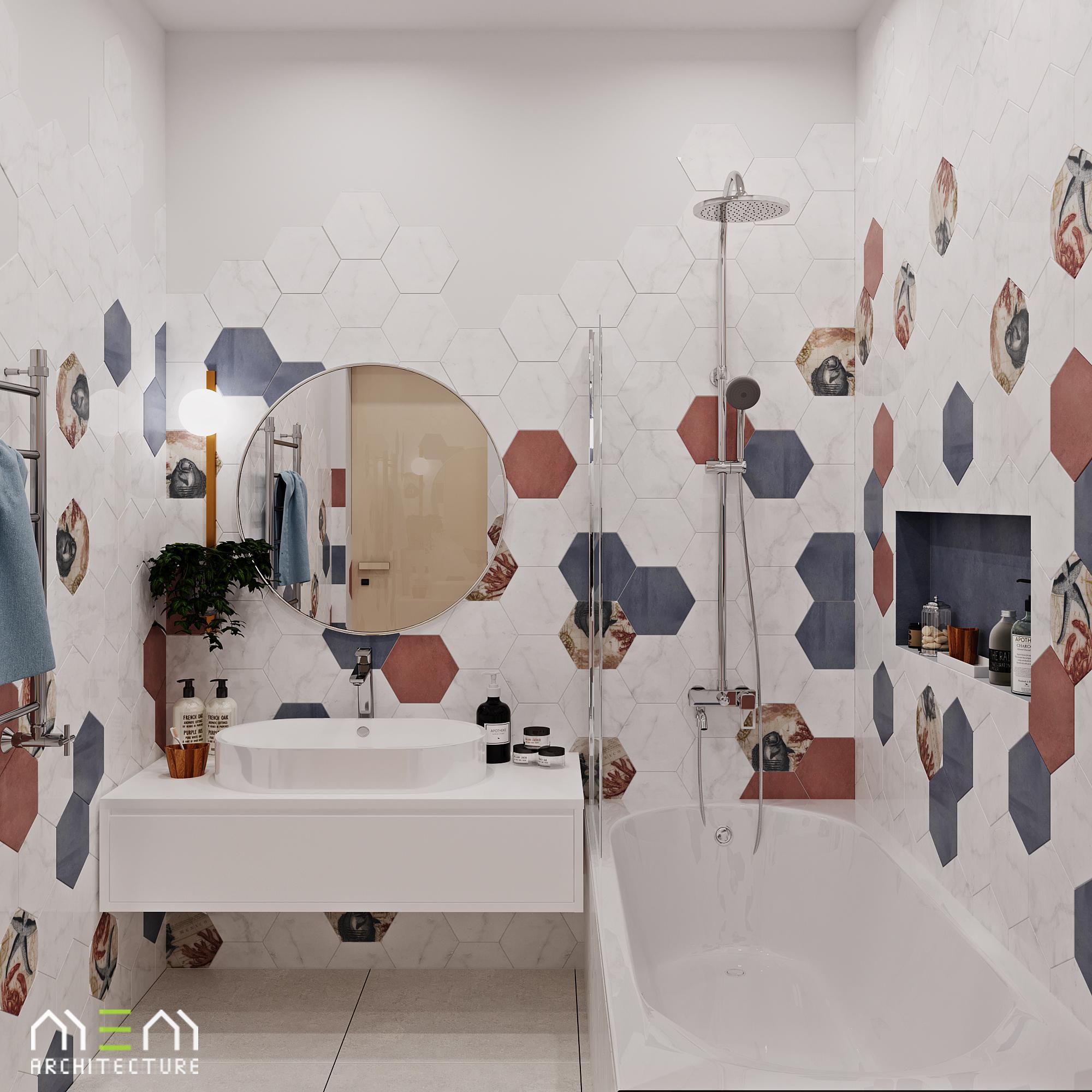 """Дизайн-проект квартиры 145м2 в ЖК """"Тихомирово"""""""