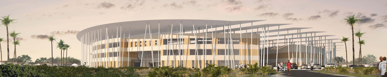 Факультета архитектуры и градостроительства Университета Намибии