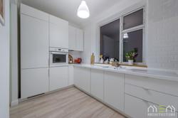 Дизайн-проект квартиры 36м2 у метро Каширская