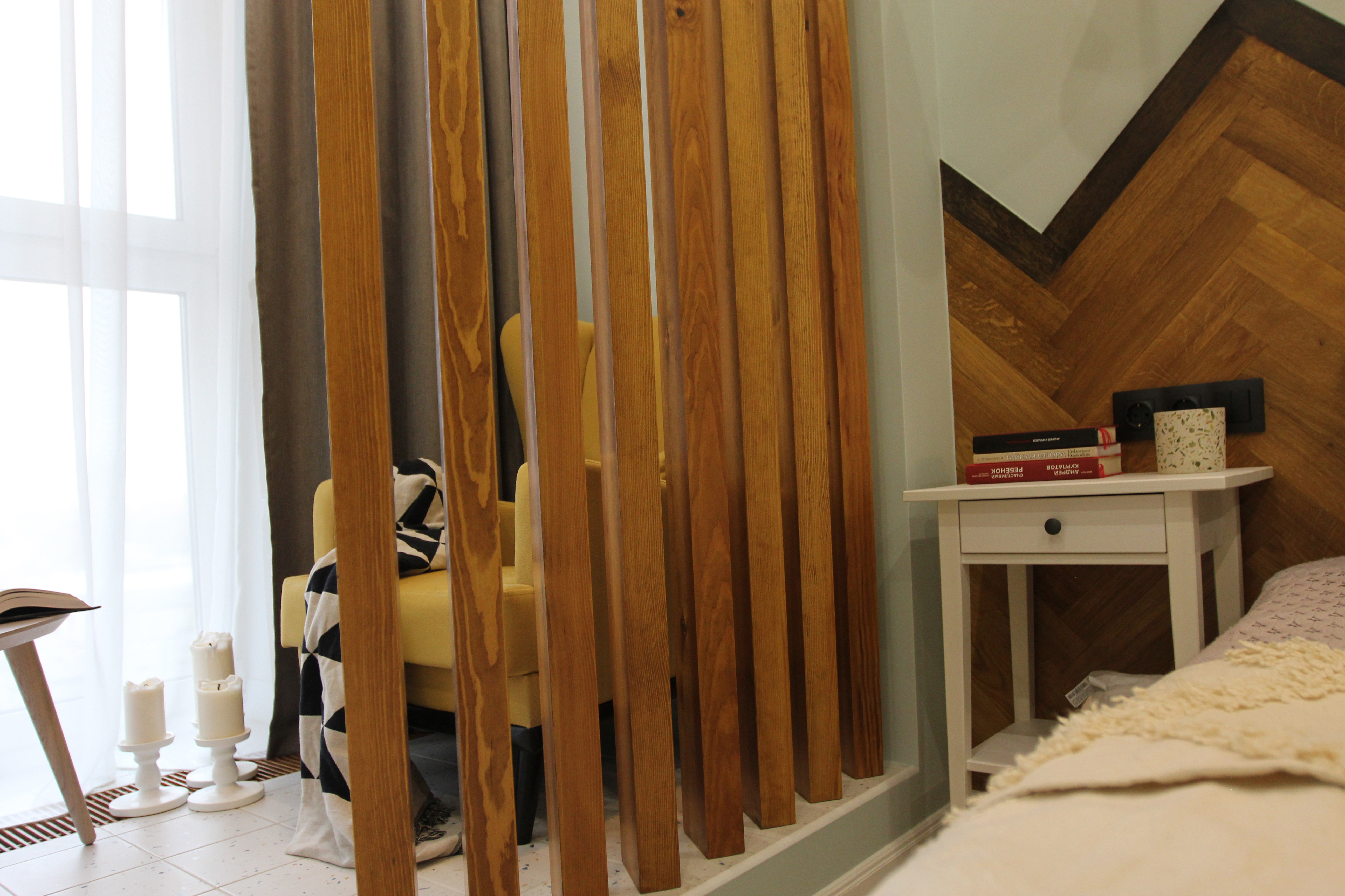 Реализация - Дизайн проект квартиры 45м2 в ЖК Люберецкий