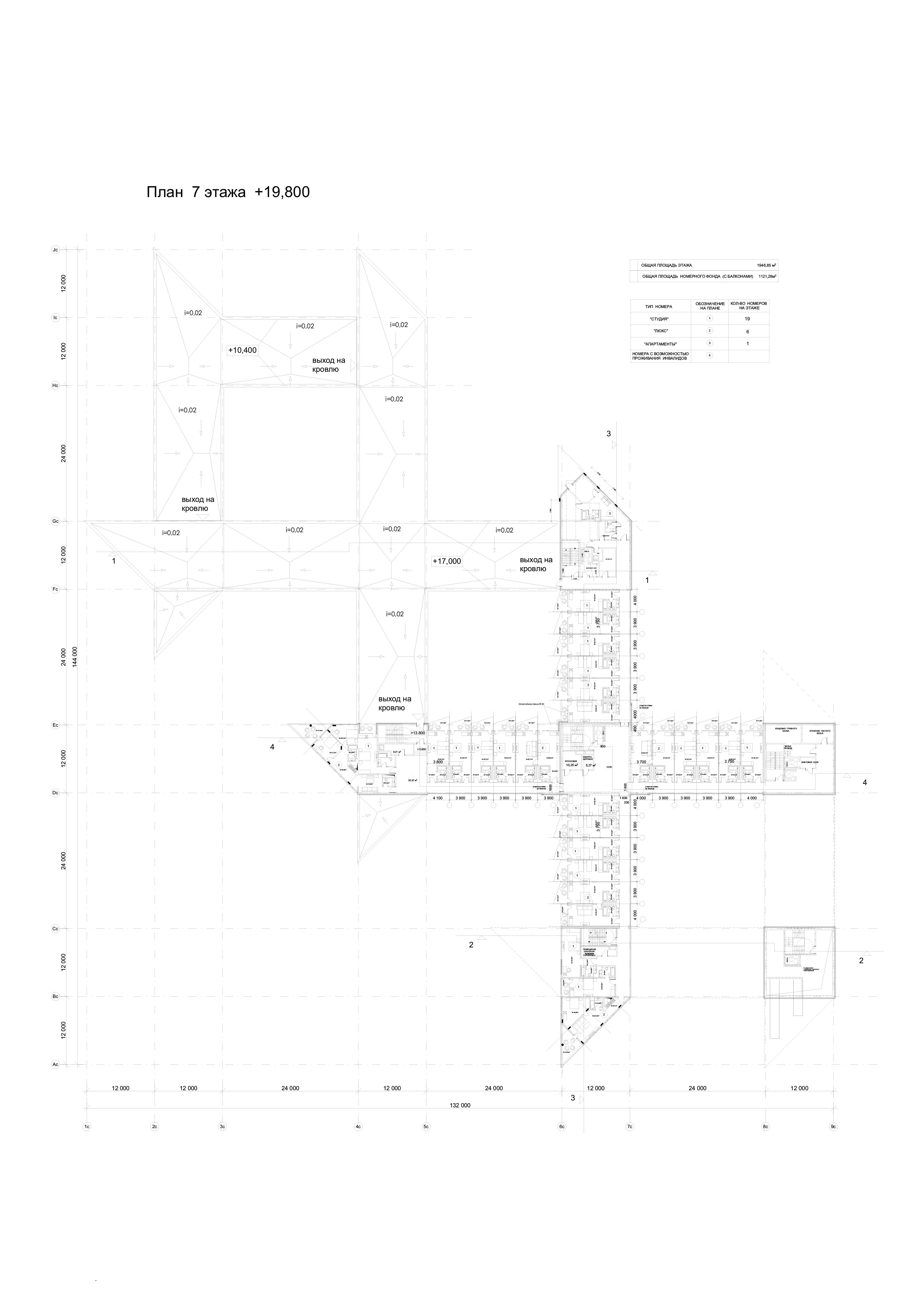 План Санатория Прометей