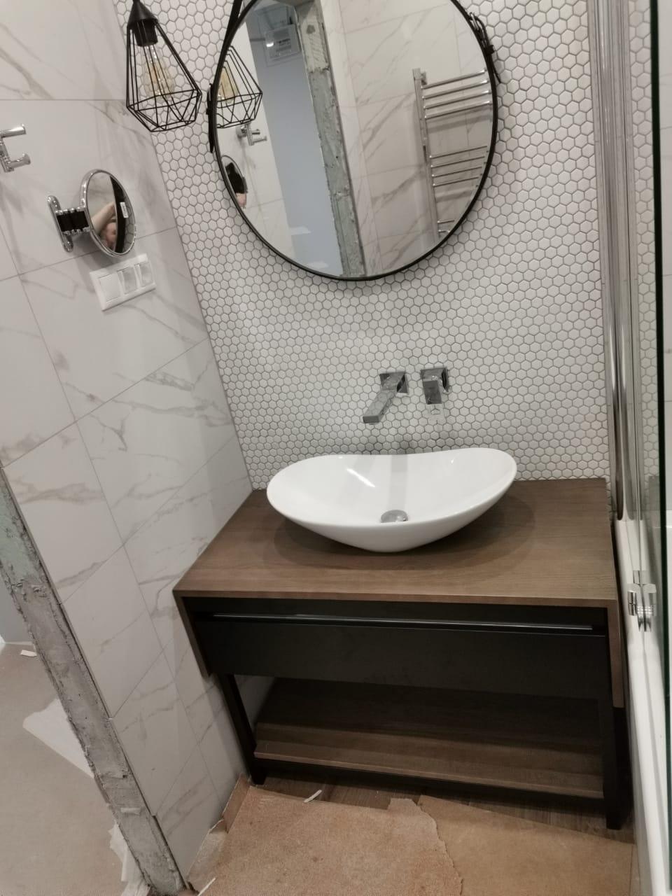 "Дизайн-проект квартиры 100м2 в UP! Квартал ""Римский"""