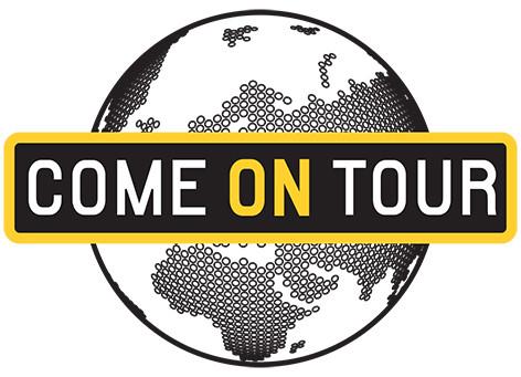 COME ON TOUR