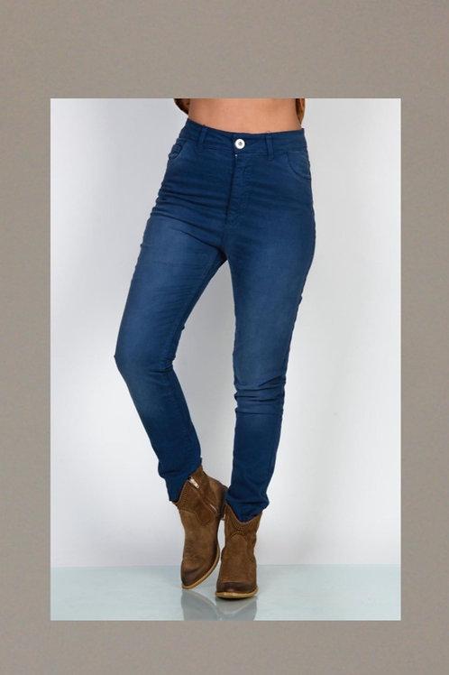 Jeans Bleu  effet vieillit coupe Regular