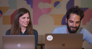 Maya Ekron et Rotem Rosensweig | Wix Blog Team | Tel Aviv