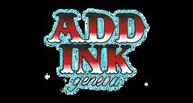 Logo Add Ink Tattoo