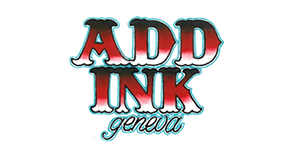 Logo Add Ink Tattoo
