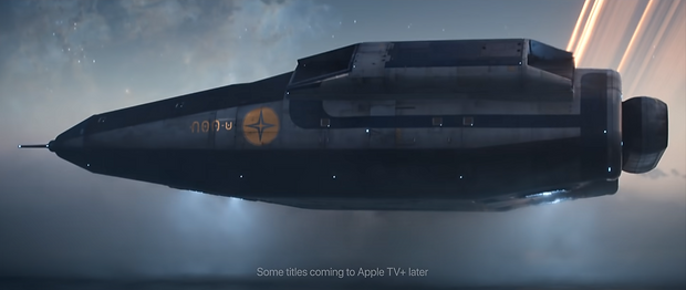 Foundation will land on Apple TV+ in September 2021 !