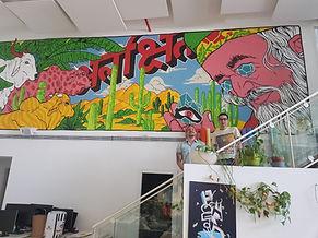 Visite à Wix Tel Aviv 2018