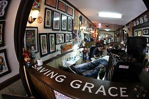 Je serai en guest à Saving Grace, Montréal, du 30 août au 6 septembre.