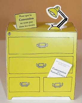 Pour que la convention ne reste pas dans les tiroirs | Asa Handicap Mental | Genève Suisse