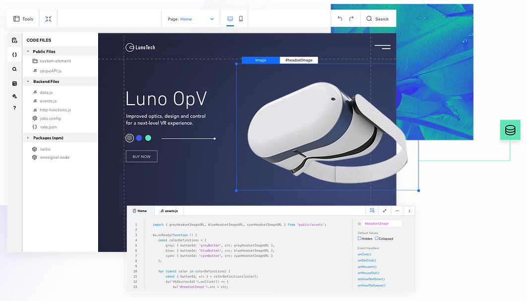 Formation Wix Velo avancé (développeur) | Reverseweb
