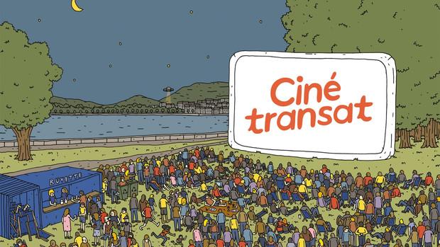 Adaptation du site de CinéTransat 2019