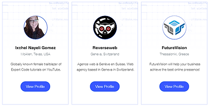 Reverseweb devient Wix Code Expert !