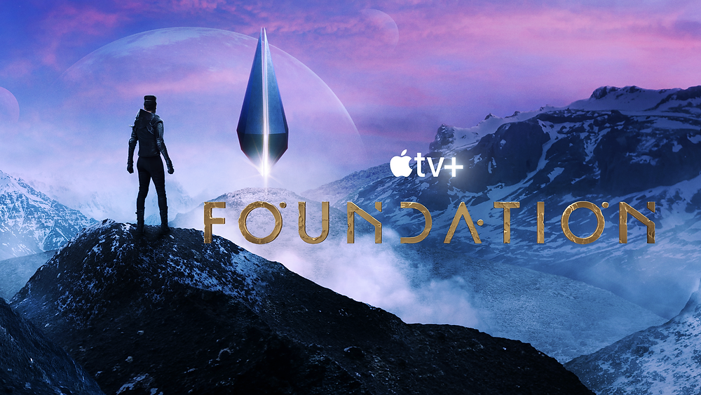 Foundation poster   Official teaser 2 and release date 2021   Apple TV+