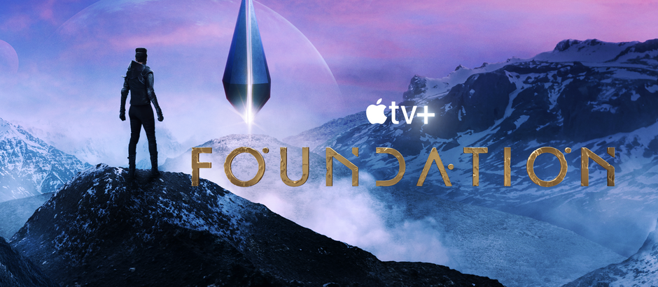 Foundation gets a launch date and a new teaser !