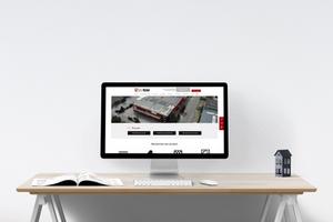 Site internet Isotosi SA