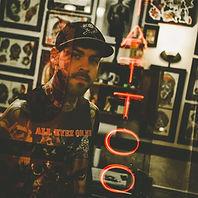 Miguel Lepage (instagram @miguellepage ) de Saving Grace à Montréal viendra en guest chez Add Ink Tattoo les 3, 4, 5 et 6 mai 2018.