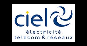 Logo Ciel Electricité
