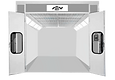 cabine peinture utilitaire