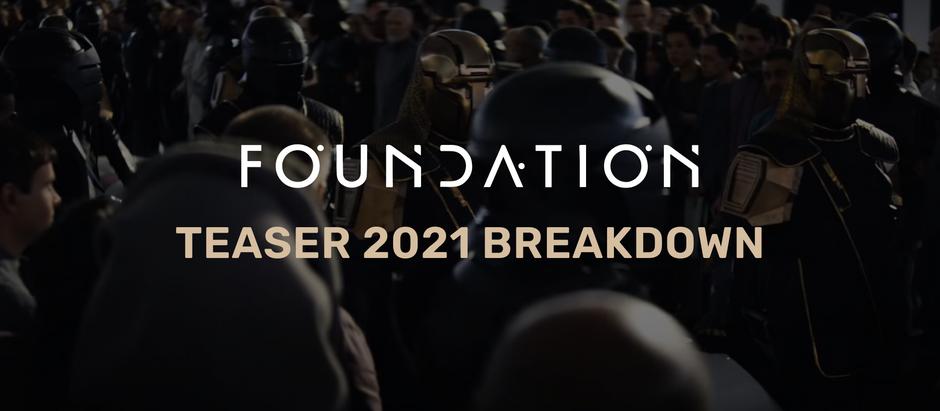 Foundation new teaser scene-by-scene breakdown