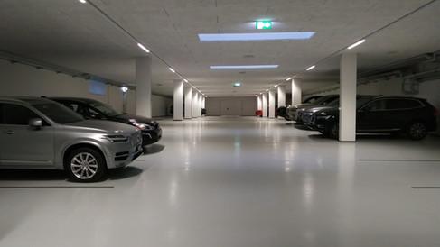 Solutions pour parkings