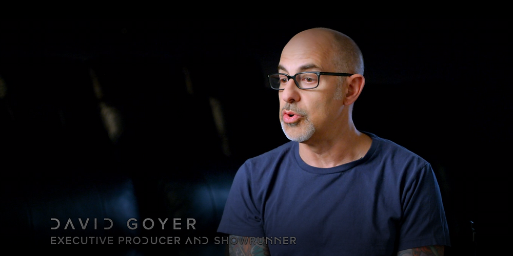David S. Goyer | Executive producer and Showrunner | Foundation